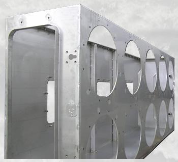 Kovovýroba - vzduchotechnika