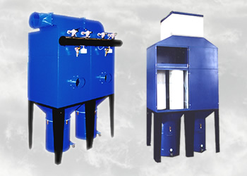 Průmyslová filtrace vzduchu