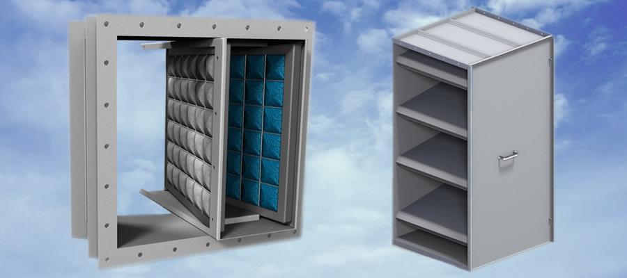 Vložkové Filtry Vzduchu